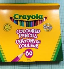 Crayola 60-pack